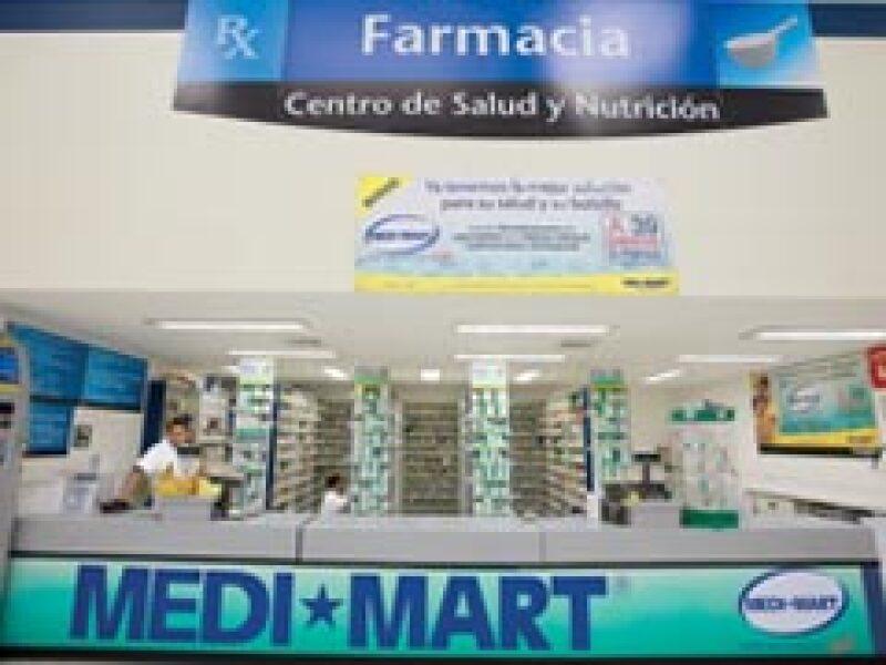 Wal-Mart se arma con vitaminas