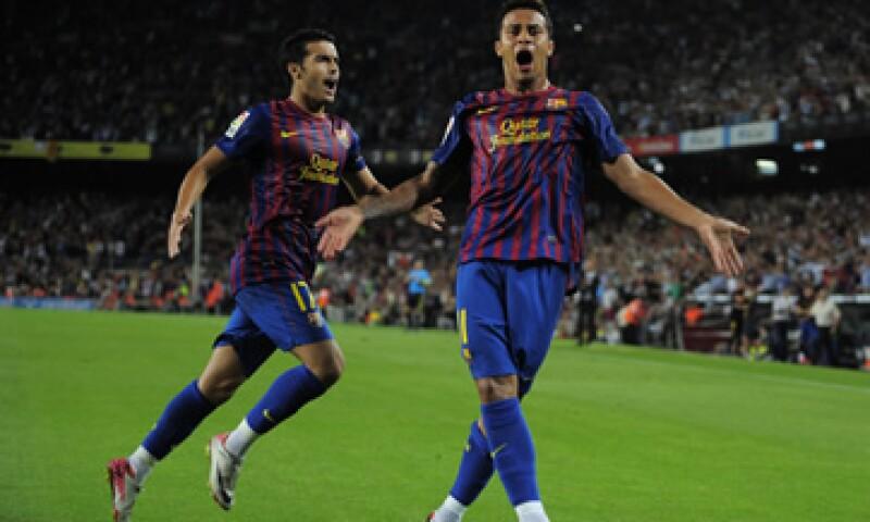 El Barcelona es el segundo club con mayores ingresos en el fútbol mundial, sólo superado por Real Madrid. (Foto: AP)