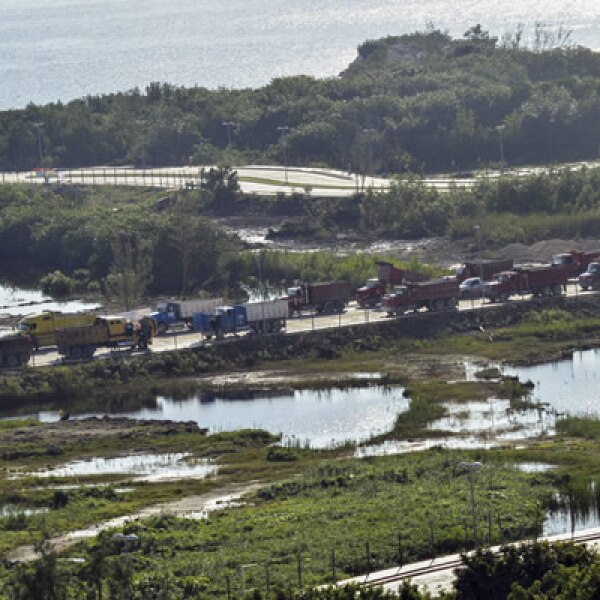 Este miércoles, un juez de Quintana Roo dictó una suspensión al proyecto.