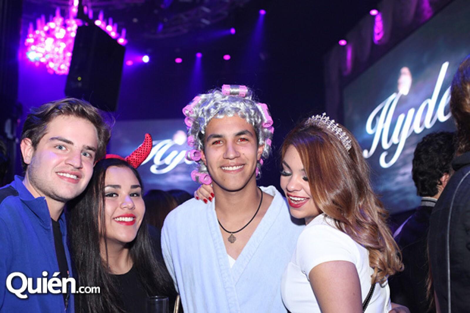Rodrigo Bringas,Danza Mora,Raúl Pous y Ale Chacon