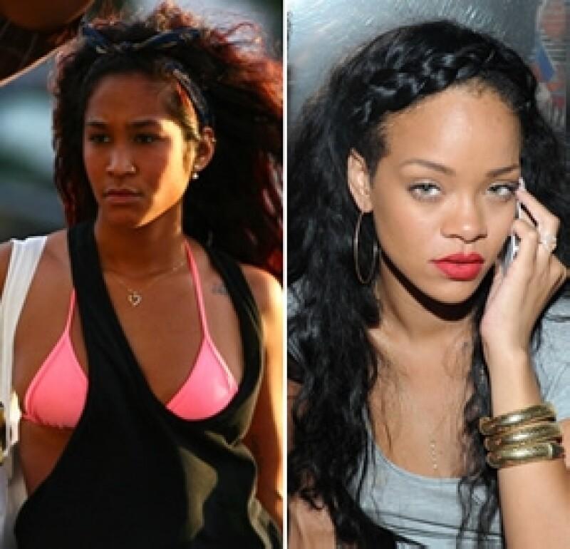 El cantante subió un video a la red en el que cándidamente confiesa estar confundido con el regreso de Rihanna a su vida y la mujer que hasta hace unos días llamaba su novia.