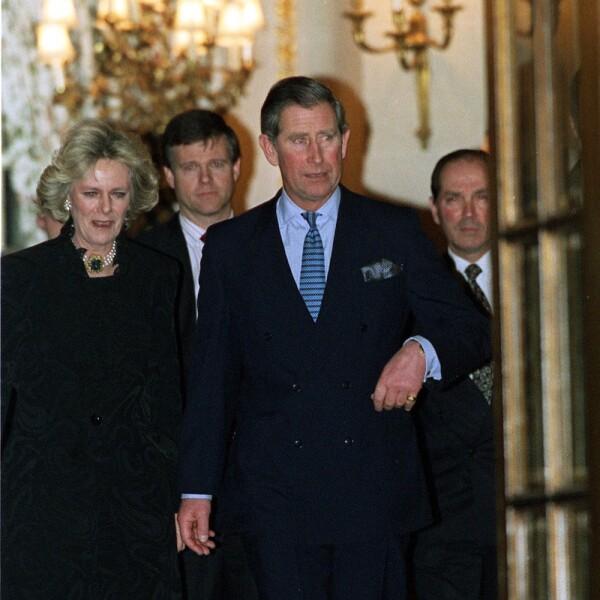 Camilla And Charles Ritz
