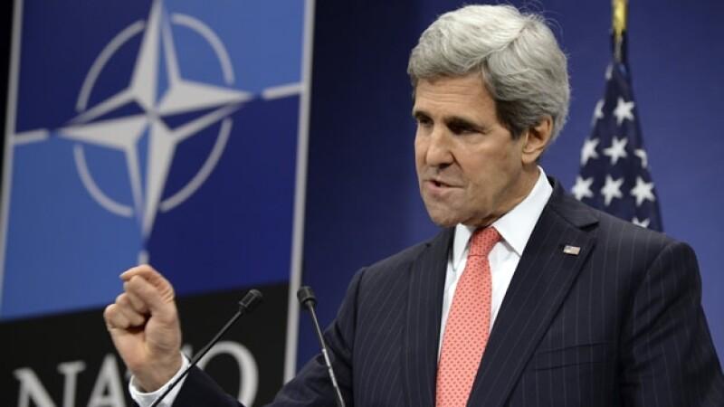 John Kerry Organización del Tratado del Atlántico Norte