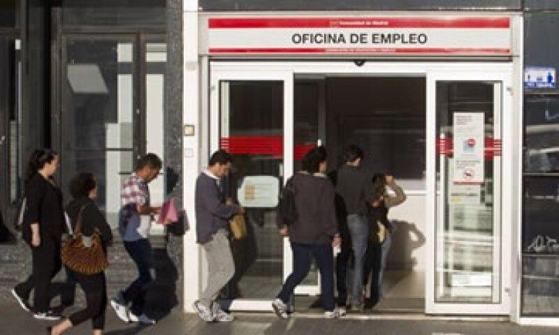 La crisis de deuda en Europa devastó la confianza empresarial y mermó la capacidad de las firmas para crear empleos.  (Foto: Reuters)
