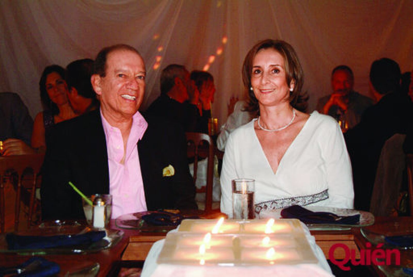 Ernie Sánchez, Marisa Ordas de Sánchez