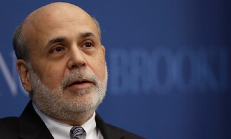 Bernanke habló sobre las dificultades en una conferencia en Chicago. (Foto: Reuters)