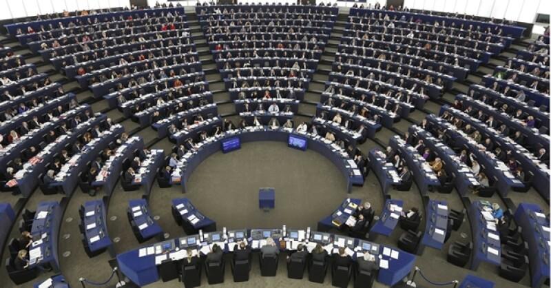 Parlamento Europeo votación