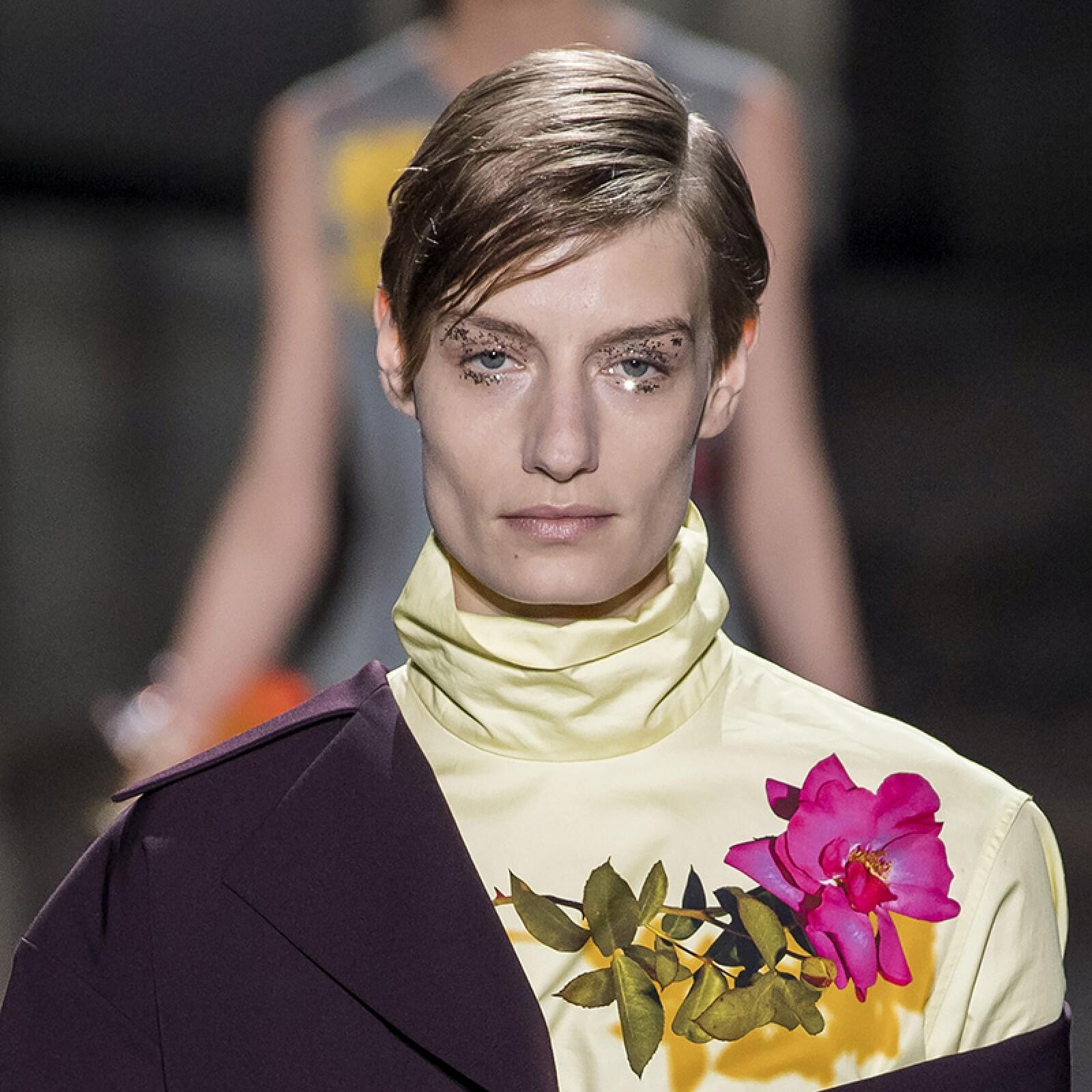 PFW-Paris-Fashion-Week-Runway-Pasarela-Beauty-Look-Belleza-Dries-Van-Noten