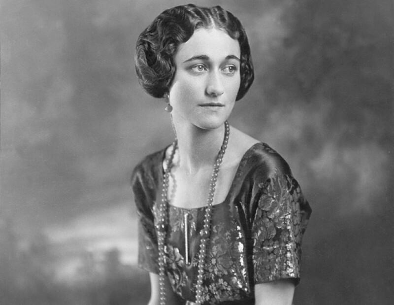Como una mujer de recio carácter, Wallis puso a temblar a la monarquía británica.