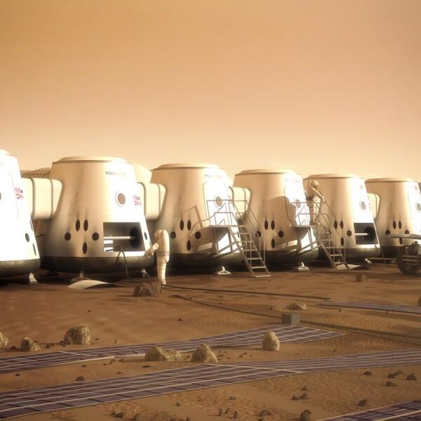 Mars casas