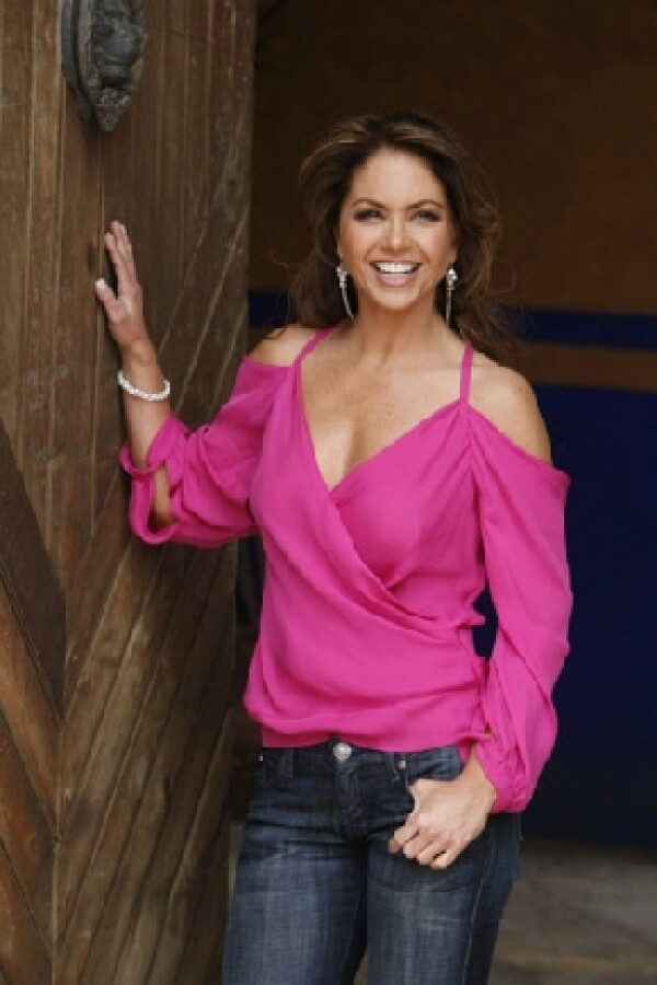 Lucero habló de su papel en la telenovela que hace años protagonizó Angélica Rivera.