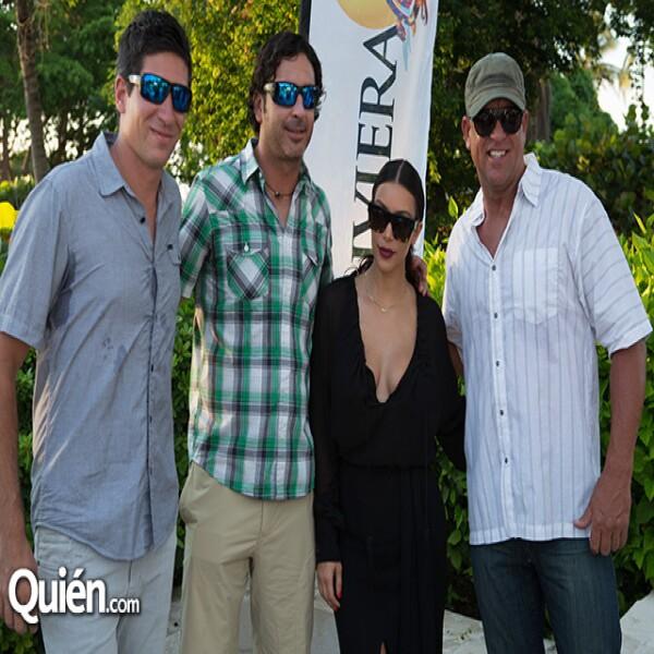 Nicolas Melani,Javier Alvarez,Kim Kardashian,Scott Chandler