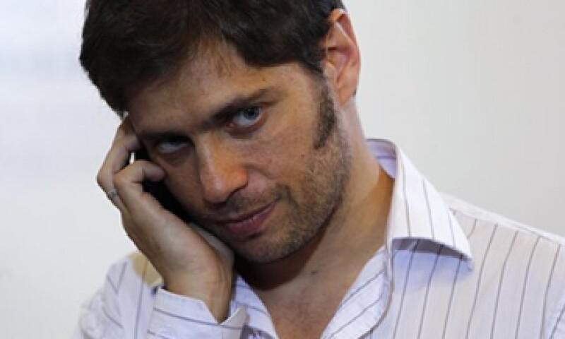 Axel Kicillof estudió en la Facultad de Economía de la estatal Universidad de Buenos Aires. (Foto: Reuters)