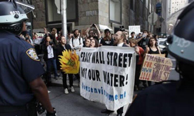 El movimiento Occupy Wall Street generó una controversia nacional sobre la desigualdad económica.   (Foto: Reuters)