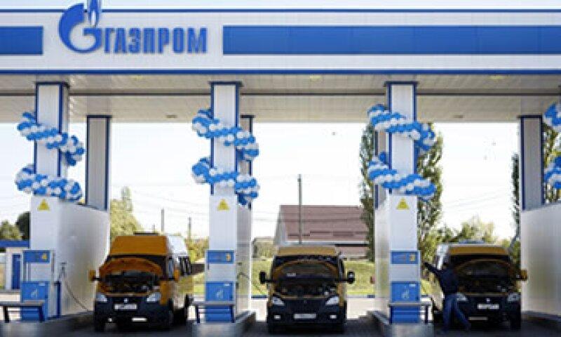 Gazprom es una de las empresas de gas más importantes de Rusia. (Foto: Reuters)