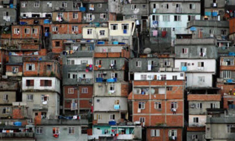 Muchos de los alojamientos que se están ofreciendo en las favelas a los turistas están decorados y ofrecen grandes vistas del mar y la ciudad. (Foto: Reuters)