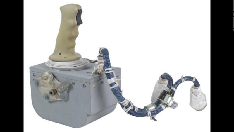 controlador manual Apollo 15