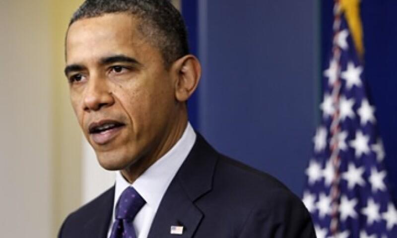 El Congreso tiene 15 días para rechazar la petición de Obama de elevar el límite de deuda del país. (Foto: AP)