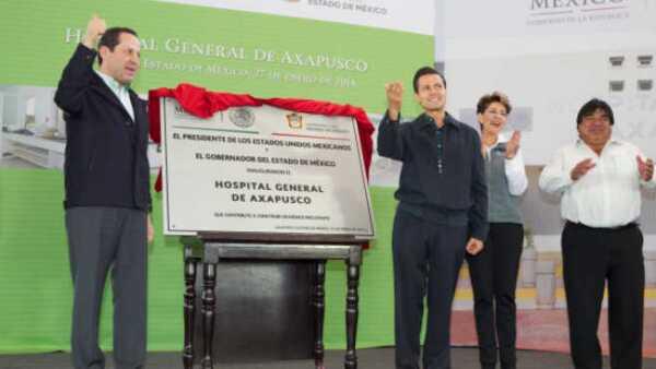 Inauguraci�n Hospital General