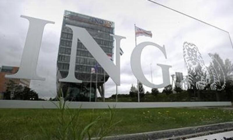 ING espera recaudar 1,300 mdd con su salida a Bolsa. (Foto: Reuters)