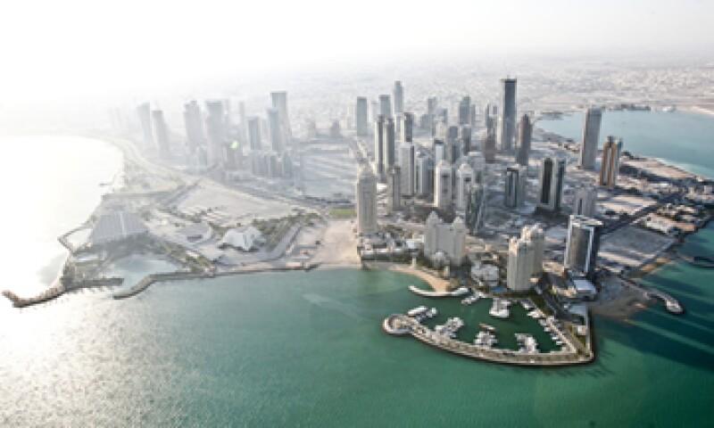 En Doha se han acordado enormes inversiones antes de la Copa Mundial de fútbol del 2022. (Foto: Tomada de qatartourism.gov.qa )