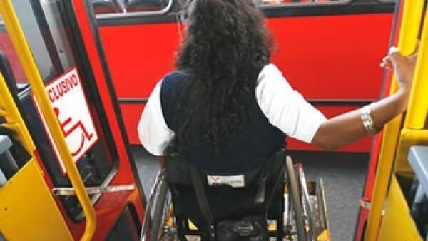 Metrobus Minusvalidos