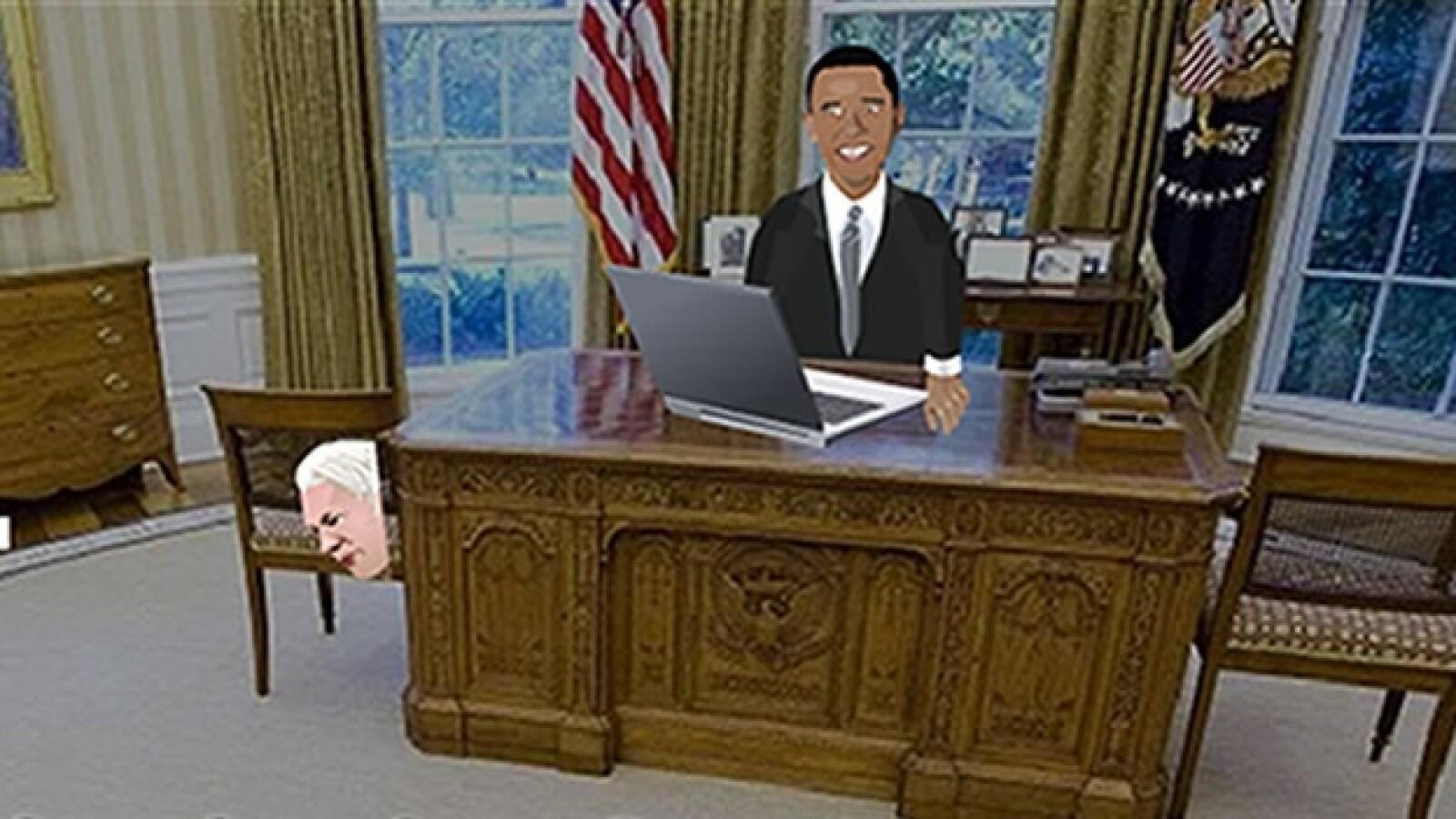 wikileaks videogame videojuego