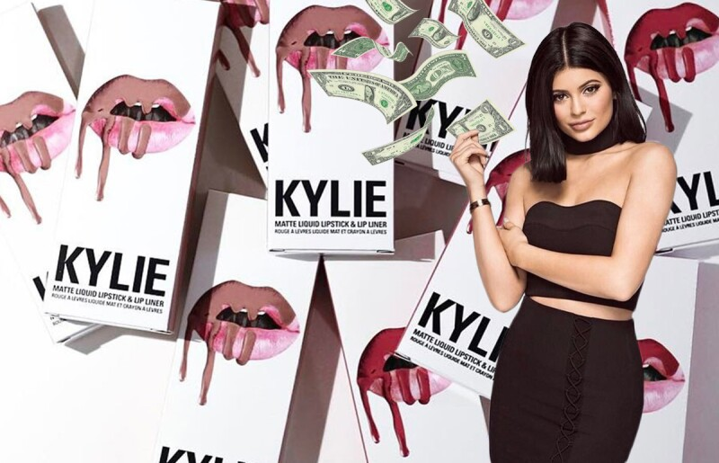 Kylie-Cosmetics-Valor Mercado