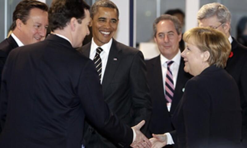 Hay una fuerte voluntad política para mantener unido al bloque, lo que podría evitar una recesión. (Foto: AP)