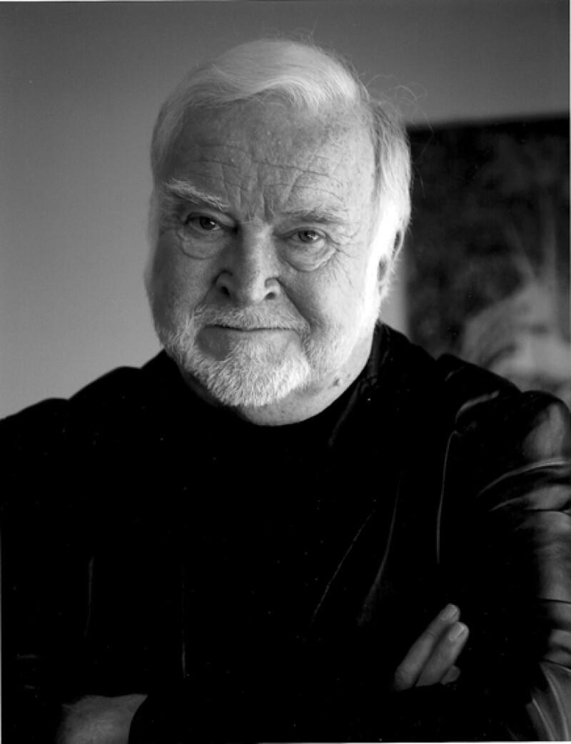 Dr. Mihaly Csikszentmihalyi, uno de los fundadores de la psicología positiva. (Foto: Cortesía Tec Milenio.)