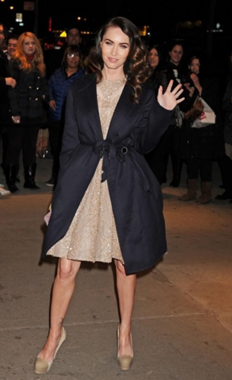 Fuentes cercanas a la actriz y su pareja, Brian Austin Green, revelaron que en septiembre llegará la pequeña; ellos no lo han confirmado.