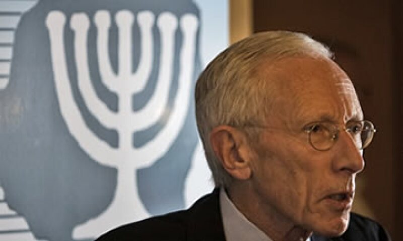 Stanley Fischer seguirá al frente del Banco Central de Israel para completar el segundo mandato que recibió el pasado año. (Foto: AP)