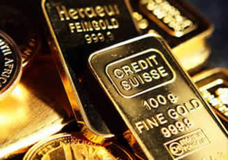 El oro se vio beneficiado por el dato de confianza al consumidor en EU. (Foto: Cortesía Fortune)