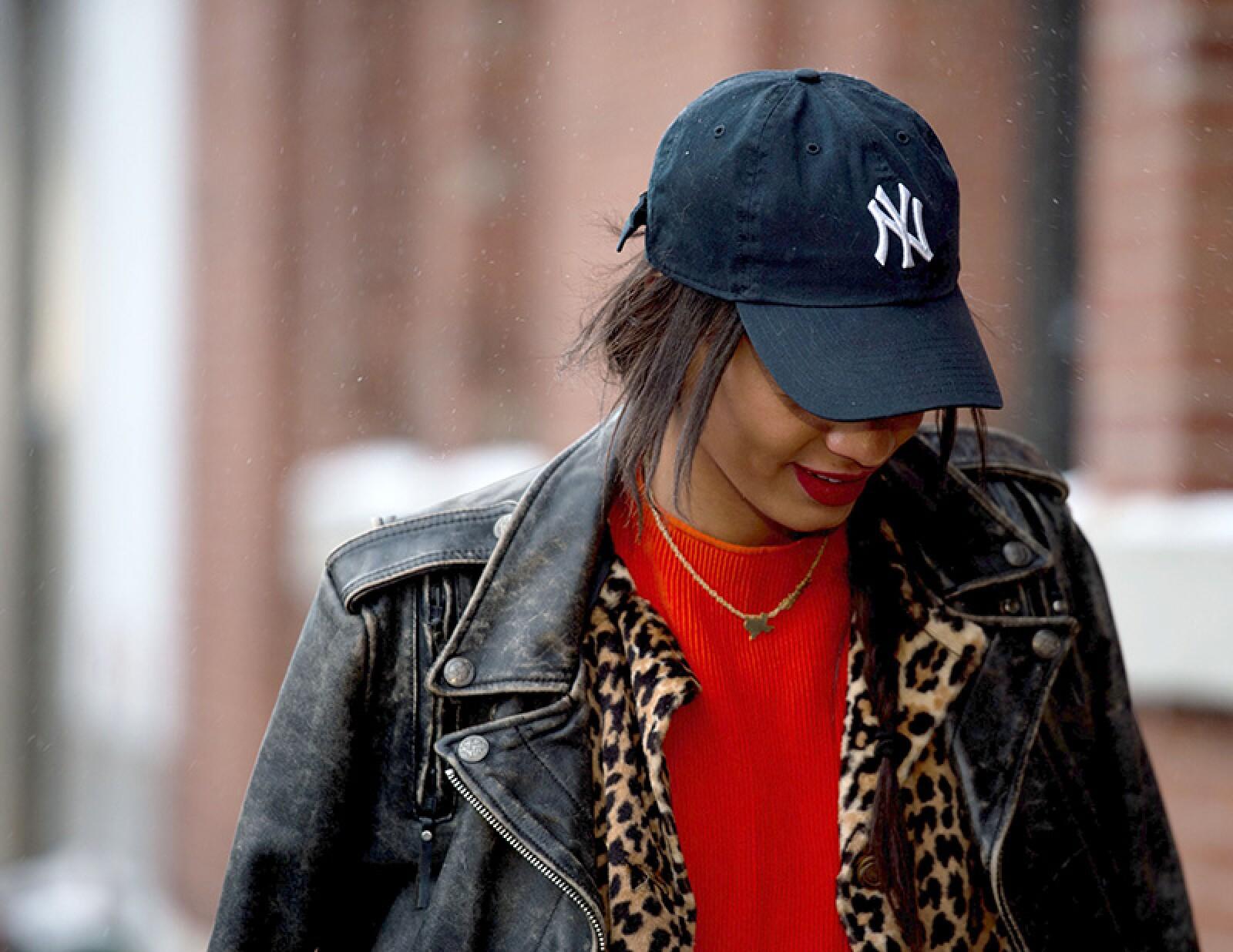 Street Style, Day 1, Fall Winter 2017, New York Fashion Week, USA - 09 Feb 2017
