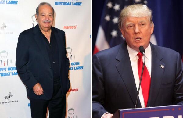 La empresa de televisión del mexicano toma la decisión tras comentarios racistas, dice Arturo Elías; Ora TV, financiada por América Móvil, tenía un proyecto con algunas empresas de Trump.