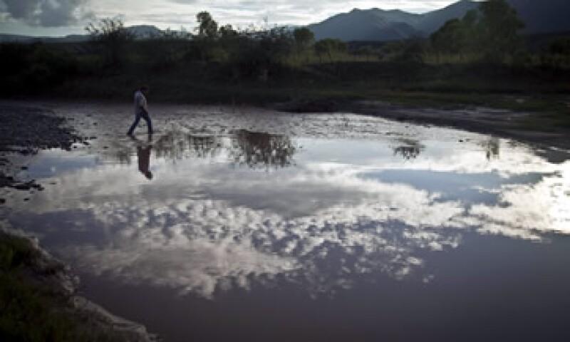 El desastre ecológico ocurrió el 6 de agosto. (Foto: Notimex )