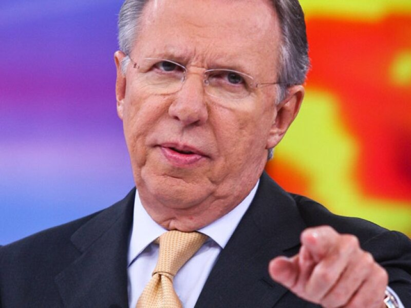 Joaquín López Doriga es titular del noticiero estelar de Televisa.