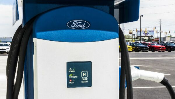 electrolinera de Ford