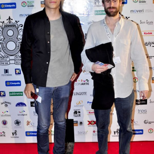 Mariano Rentería y Esteban Arrangoiz