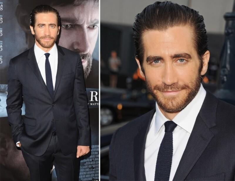El actor fue visto el lunes pasado en el 17th Annual Hollywood Film Awards con un aspecto completamente diferente: delgado y un tanto irreconocible.