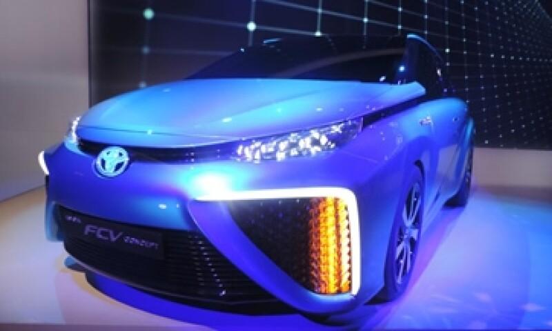 Toyota Azul