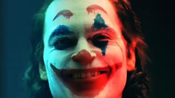 Joaquin Phoenix encarna al nuevo 'The Joker' y así fue su presentación