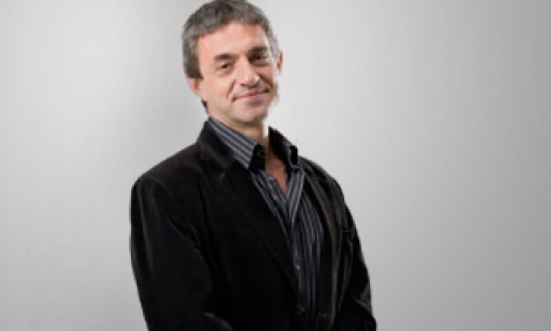 Joaquín Anderson, director de Mercadotecnia de PepsiCo México. (Foto: Duilio Rodríguez)
