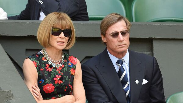 Anna Wintour y Shelby Bryan.