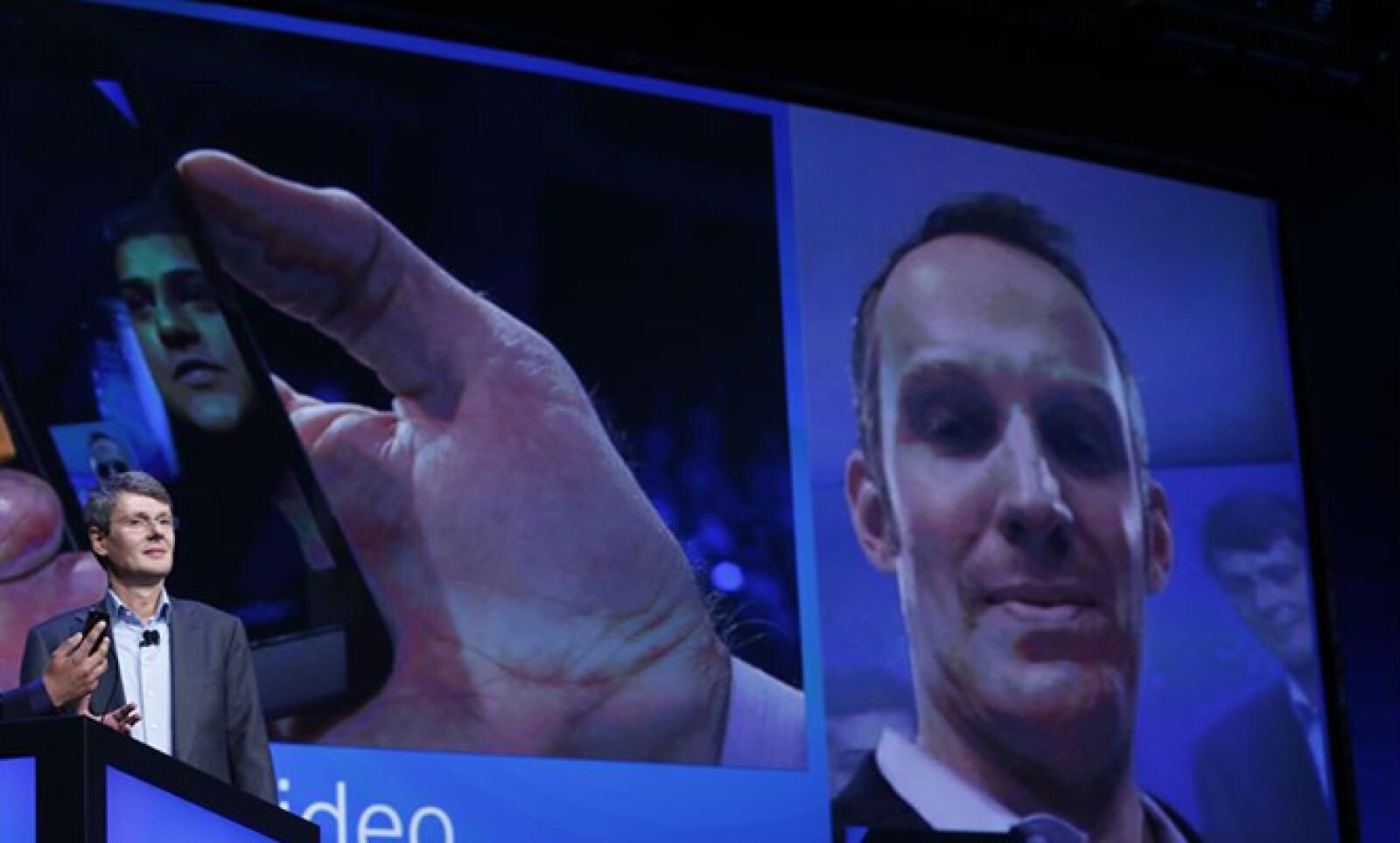 El BlackBerry Messenger tendrá videollamadas y permitirá controlar o ver la pantalla desde otro aparato con el sistema BlackBerry 10.
