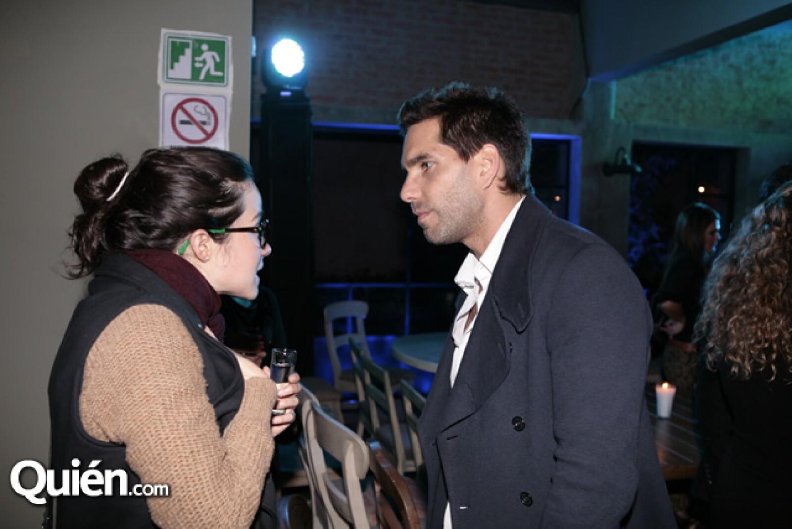Ximena Sariñana y Arap Bethke