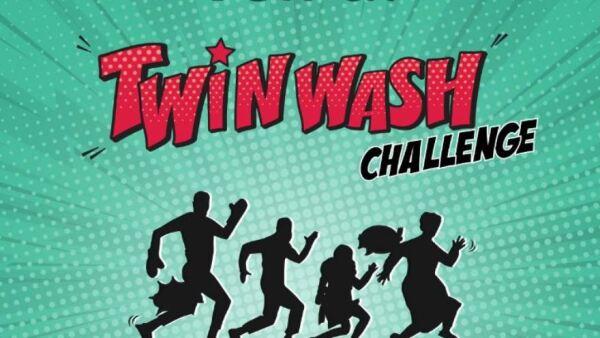 Twin Wash