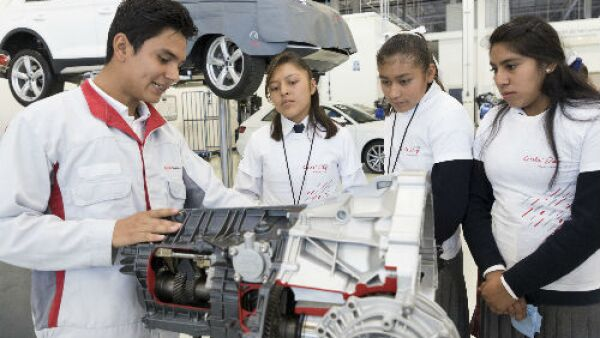 Girls Day 2018 de Audi M�xico
