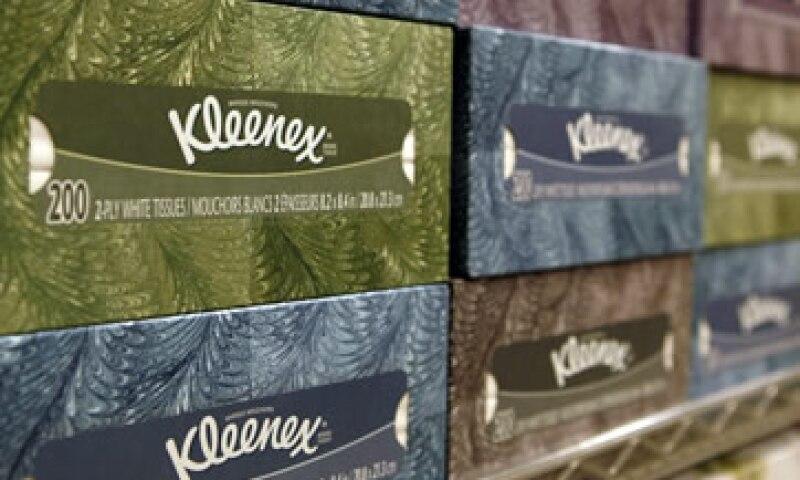 Kimberly-Clark México registró una baja de 8% en su utilidad del cuarto trimestre.  (Foto: Archivo)