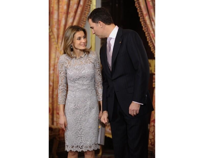 La pareja ya no muestra ese amor y complicidad que existía en un principio.